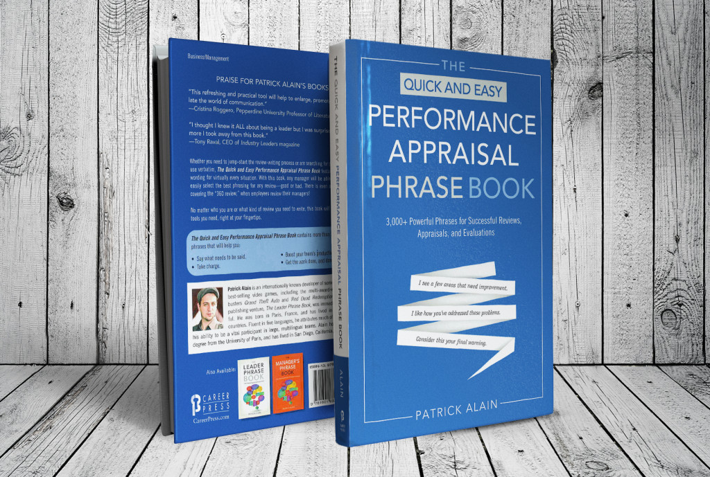 The Performance Appraisal Phrase Book